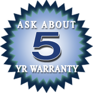 5 Year Warranty Appliance Repair Los Angeles